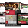 Davidson College Website Redesign